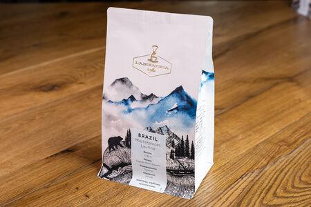 Кофе в зернах Brazil Laurina Masterpieces