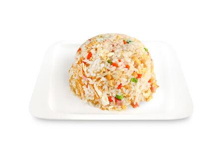 Рис по-янжоуски