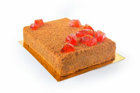 Торт Медовик с янтарем