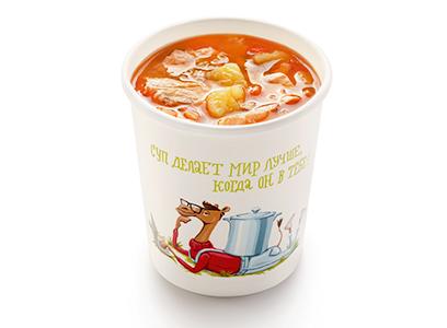 Венгерский суп Гуляш
