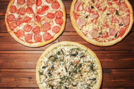 Набор Три пиццы