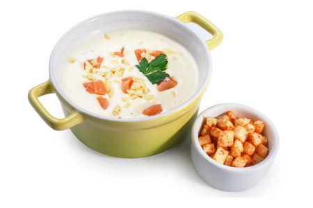 Суп Лучший с морепродуктами