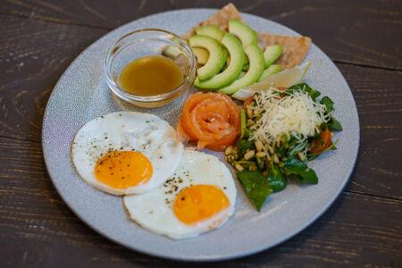 Комбо-завтрак №1
