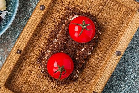 Десерт Помидори