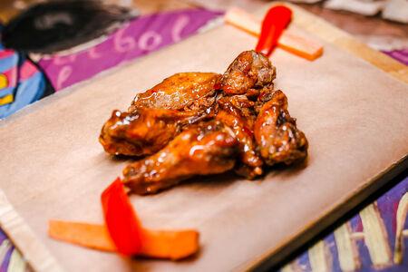Крылья куриные Сладкий Чили