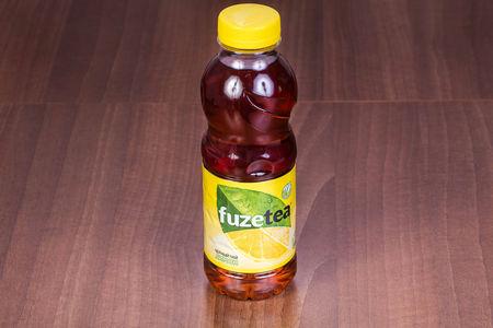 Холодный зеленый чай FuzeTea