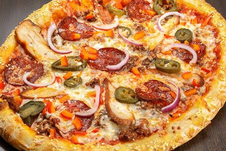 Пицца Дьяболо