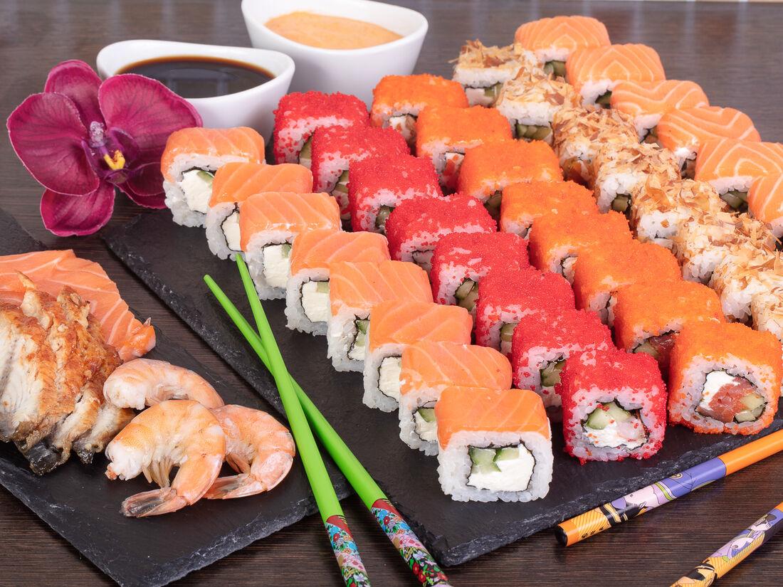 Суши Now