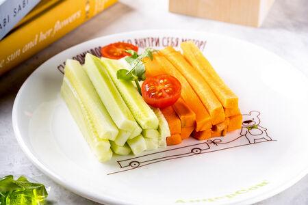 Овощная тележка