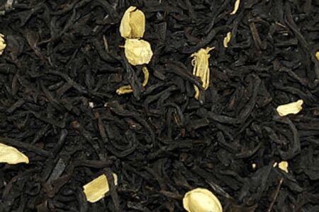 Чай Эрл Грей черный листовой ароматизированный