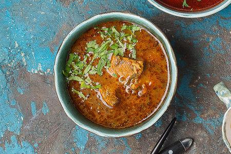 Суп Харчо с телятиной