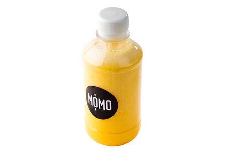 Сок свежевыжатый апельсиновый