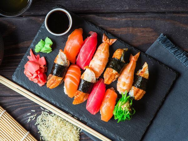 Ешь Суши