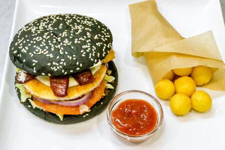 Гамбургер Сэнд-Клаб