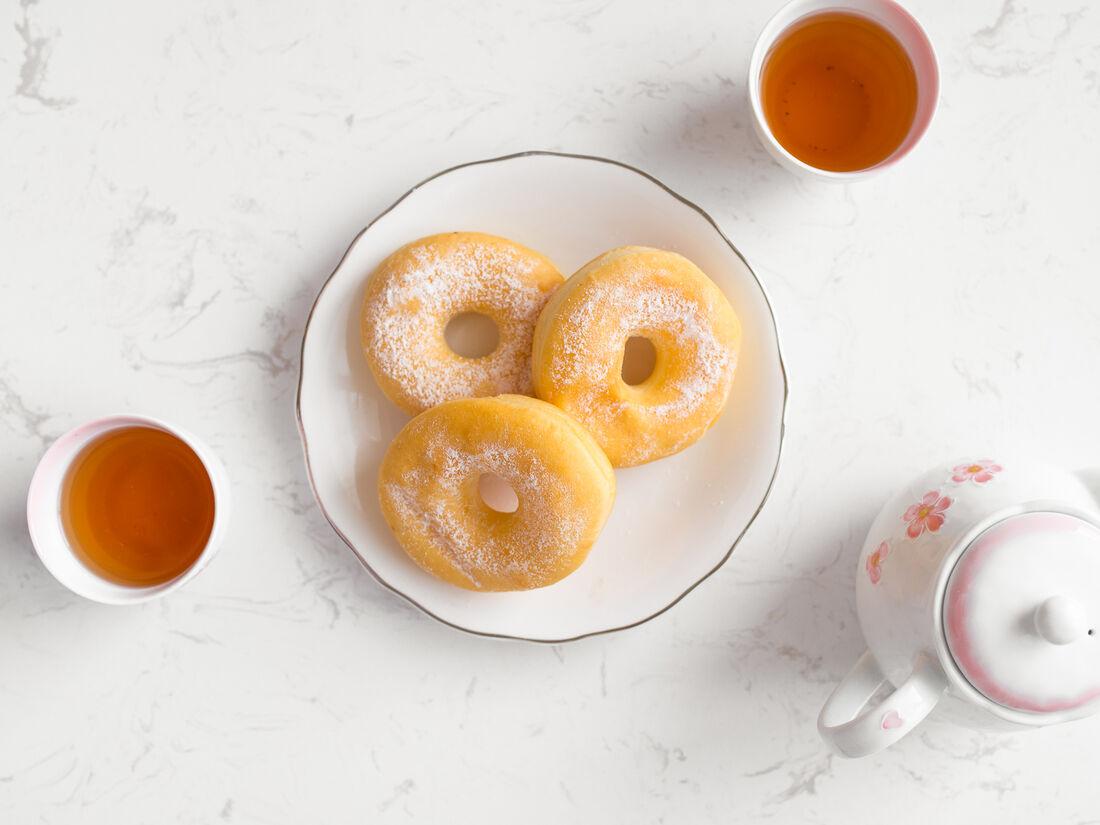 Пончиковая Пышка