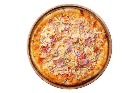 Пицца Чикен Бекон