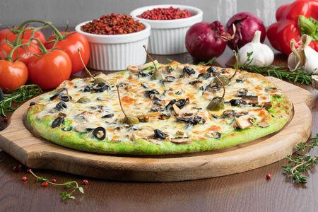 Пицца Зеленая