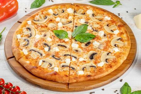Пицца А-ля Жюльен