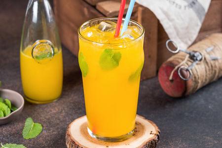 Лимонад Лимон-Мята
