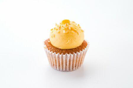 Mini капкейк манго-малина
