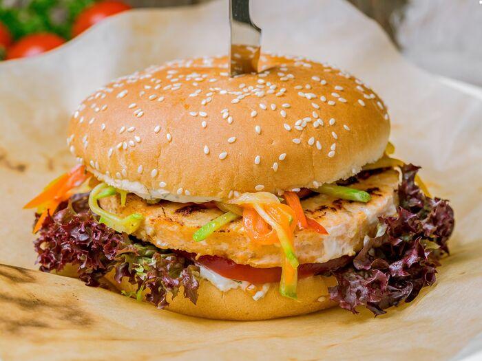 Бургер рыбный Шелби