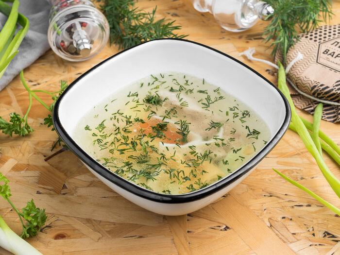 Куриный супер-суп
