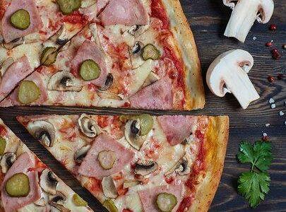 Пицца Филеос