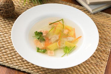 Суп Рыбная похлёбка