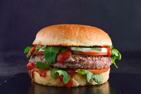 Бургер Помидорро 10 см