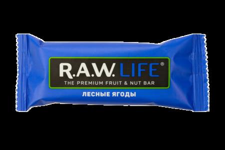 Батончик фруктово-ореховый R. a. w. Life Mix Fresh