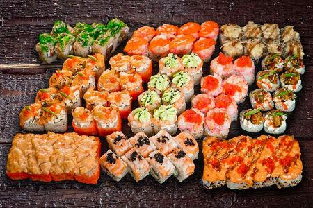 Сет Море морепродуктов