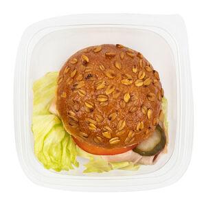 Сэндвич блю-чиз-индейка «Братья Караваевы»