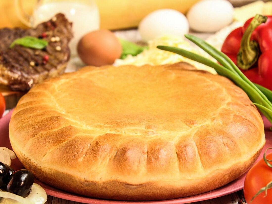РусЪпай пироги