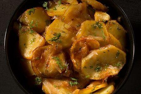 Картофель по-домашнему*