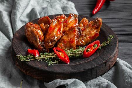 Крылья куриные Азия