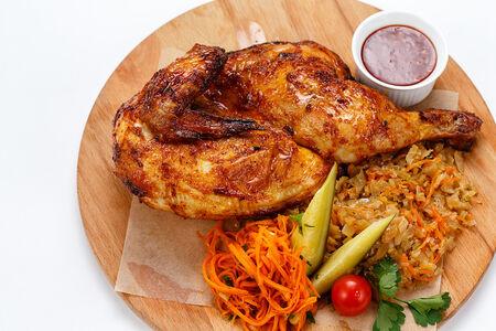 Цыпленок по-Баварски