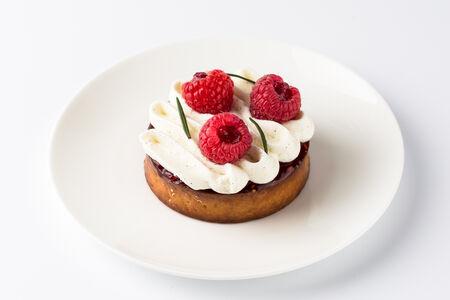Десерт Малинка