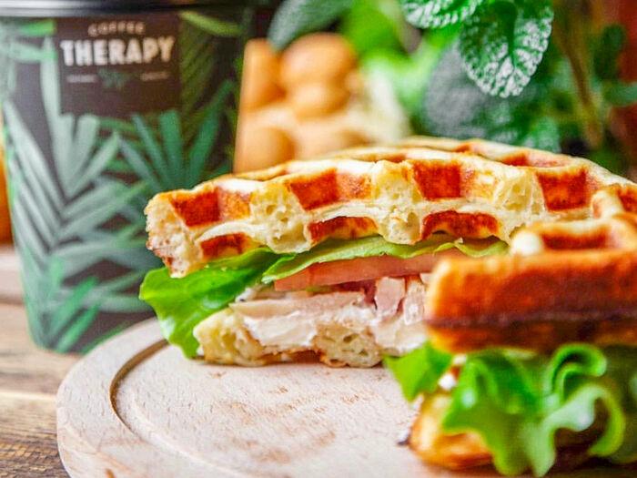 Вафля Британский сэндвич