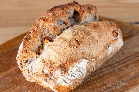 Хлеб Рустик с грецким орехом