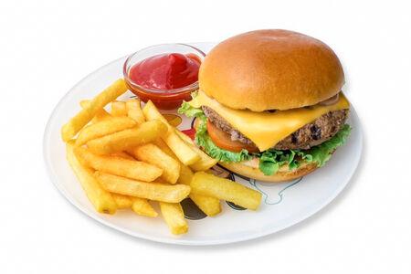 Гамбургер от Губки Боба