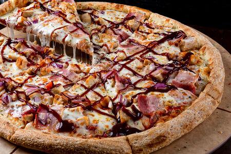 Пицца Ко-ко бекон