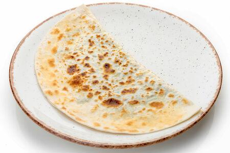 Кутаб с сыром сулугуни и зеленью