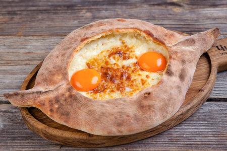 Хачапури Четыре сыра