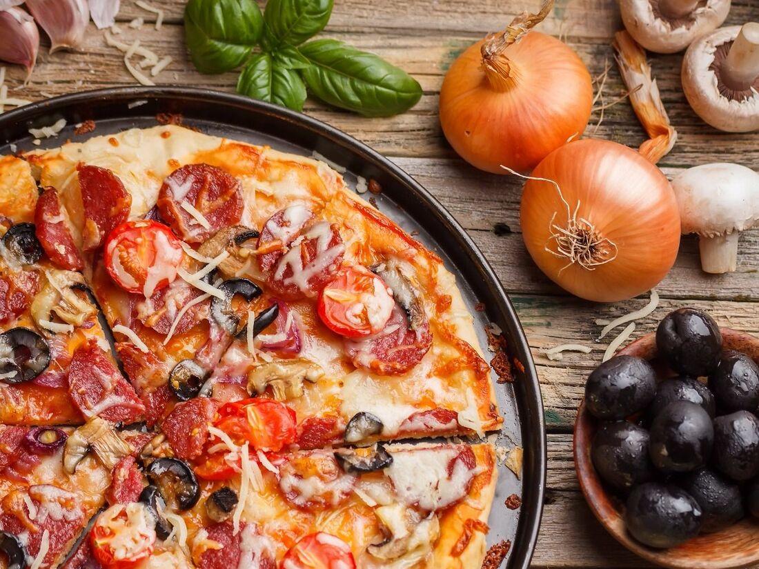 Пицца Филин