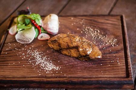 Стейк Шатобриан из диетического мяса
