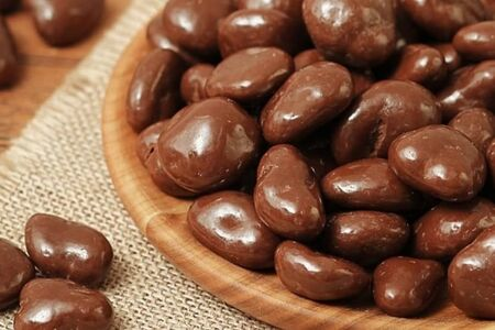 Драже грецкий орех в молочном шоколаде