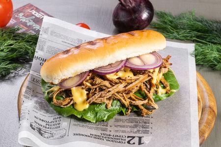 Пастрами сэндвич