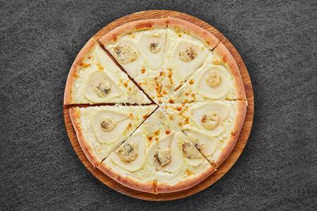 Пицца с грушей