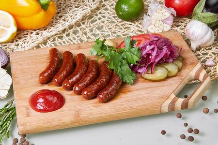 Колбаски Нюрнбергские острые