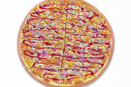 Пицца цыпленок Барбекю 25 см